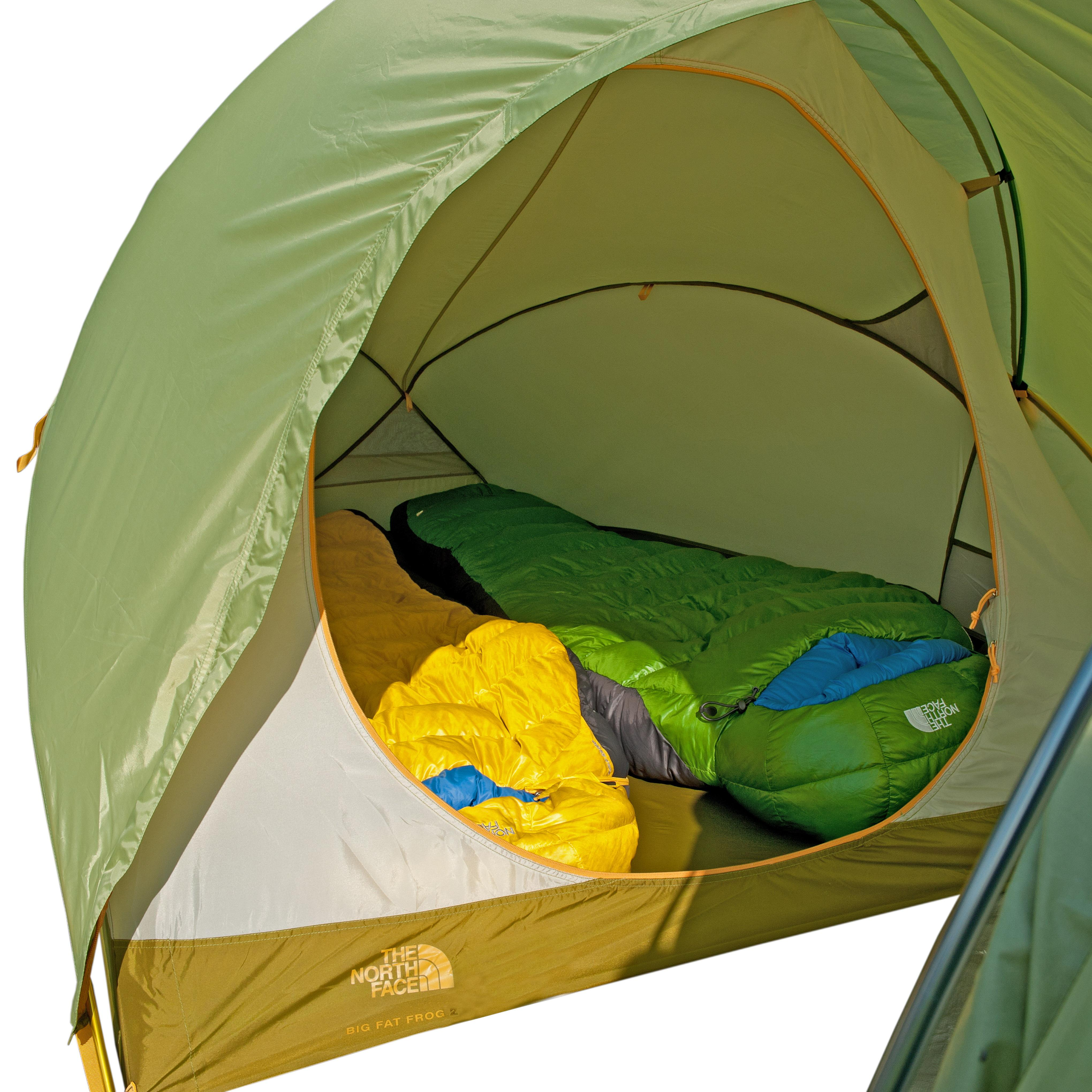 THE NORTH FACE Big Fat Frog 2 Man Tent & THE NORTH FACE Big Fat Frog 2 Man Tent | Blacks