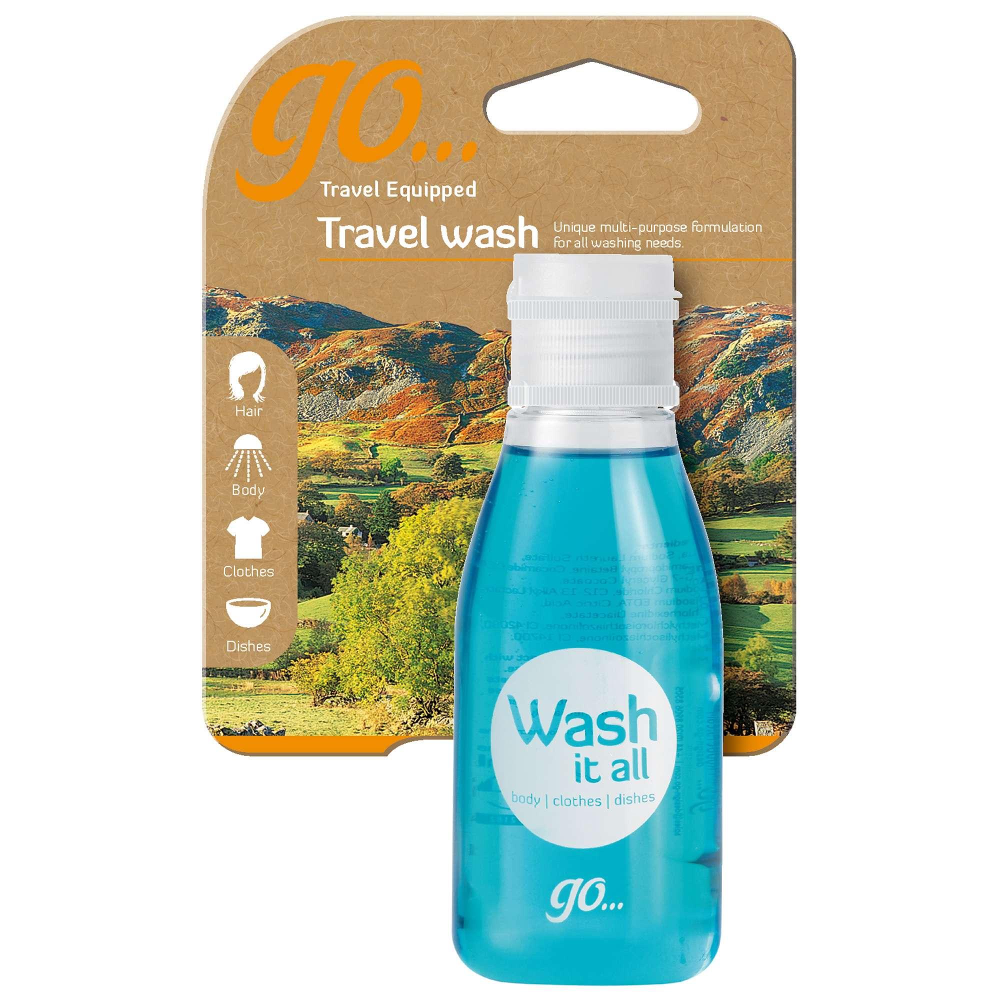 DESIGN GO Wash It All Travel Wash