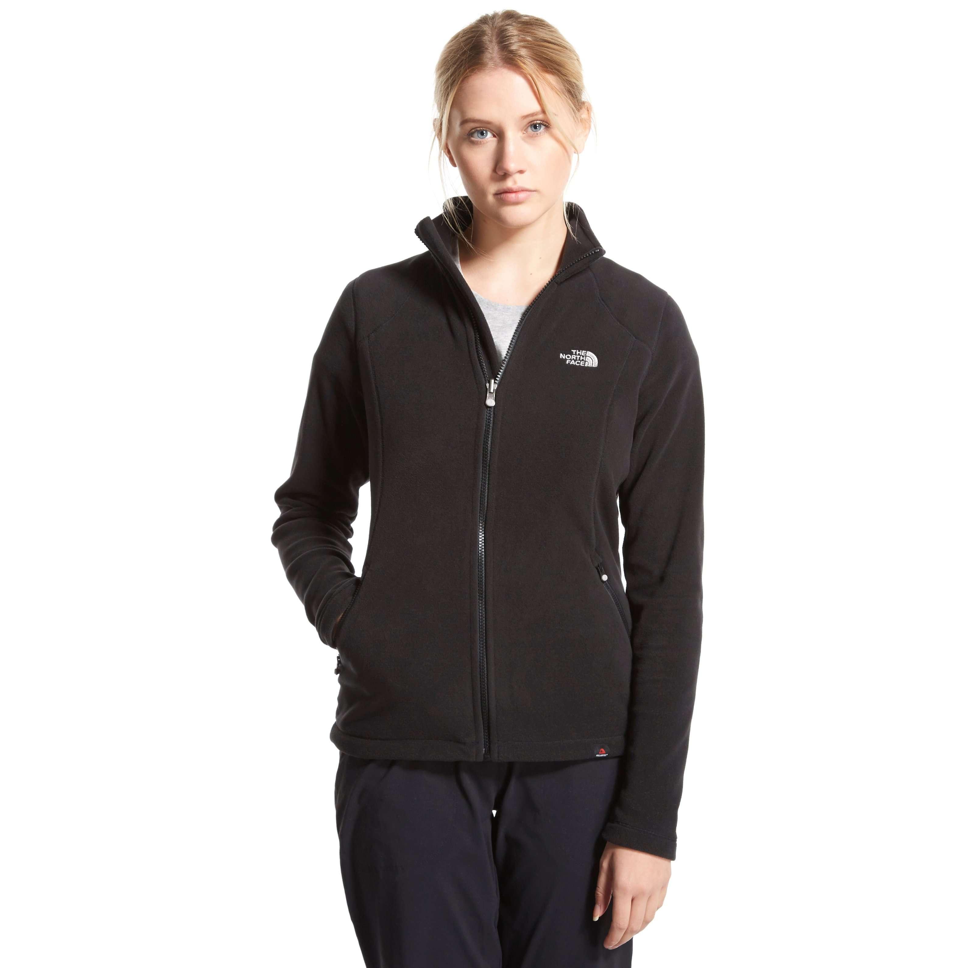THE NORTH FACE Women's 100 Glacier Full Zip Polartec® Fleece ...