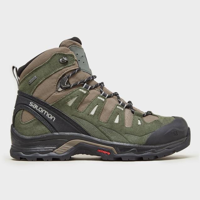b7e26eab76d4 Green Salomon Men s Quest Prime GORE-TEX® Walking Boots image 1