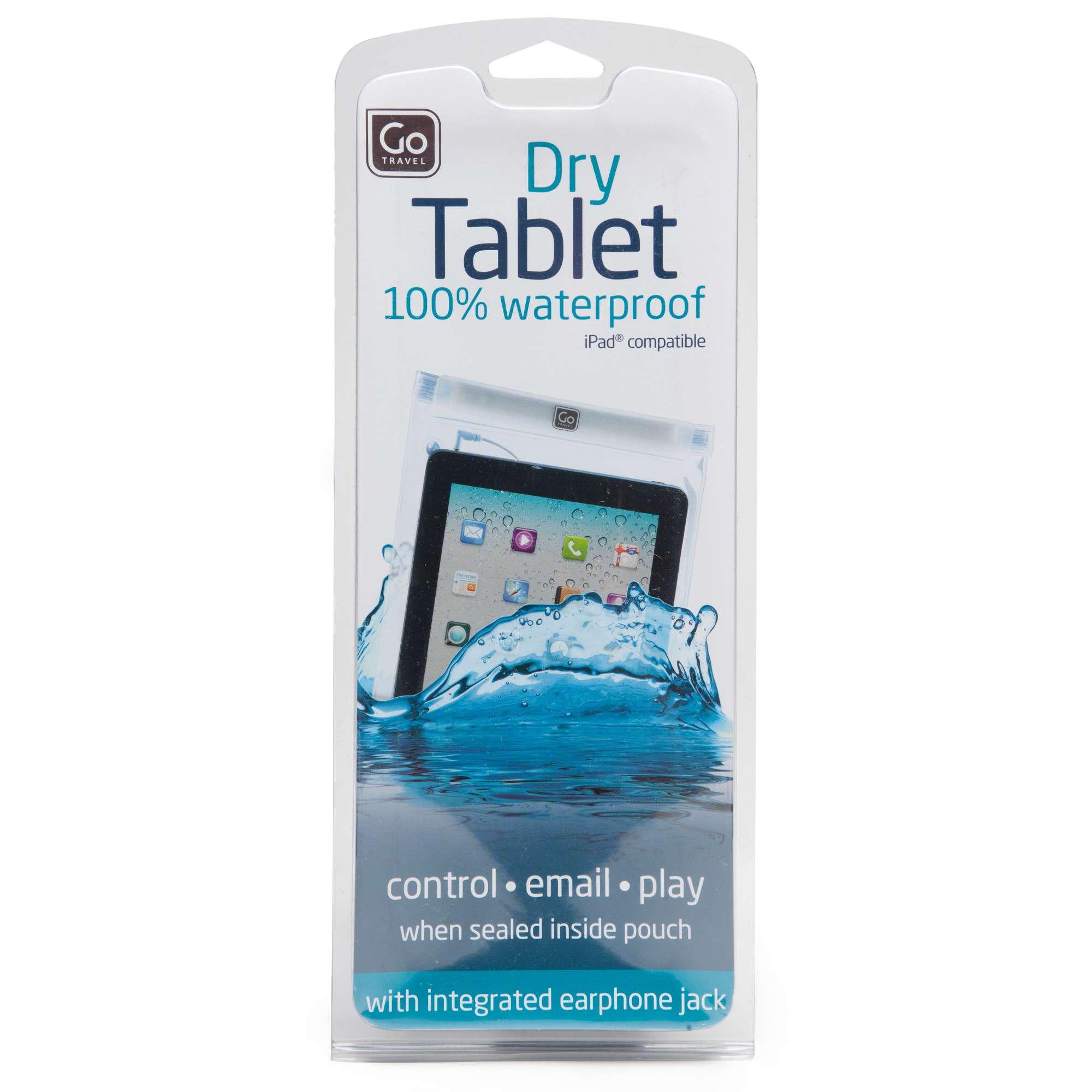 DESIGN GO Dry Waterproof iPad Case