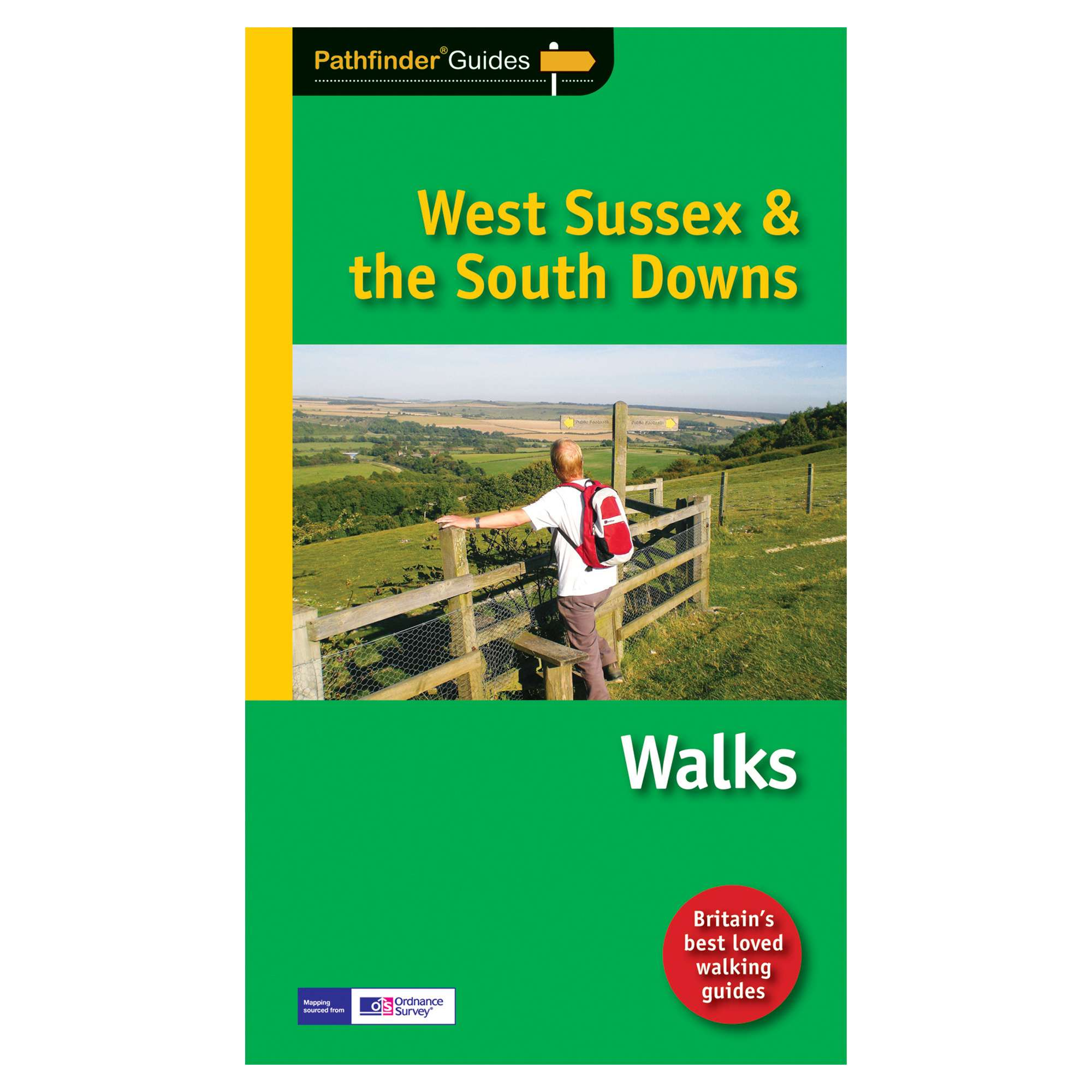 PATHFINDER Pathfinder West Sussex & the South Downs Guide