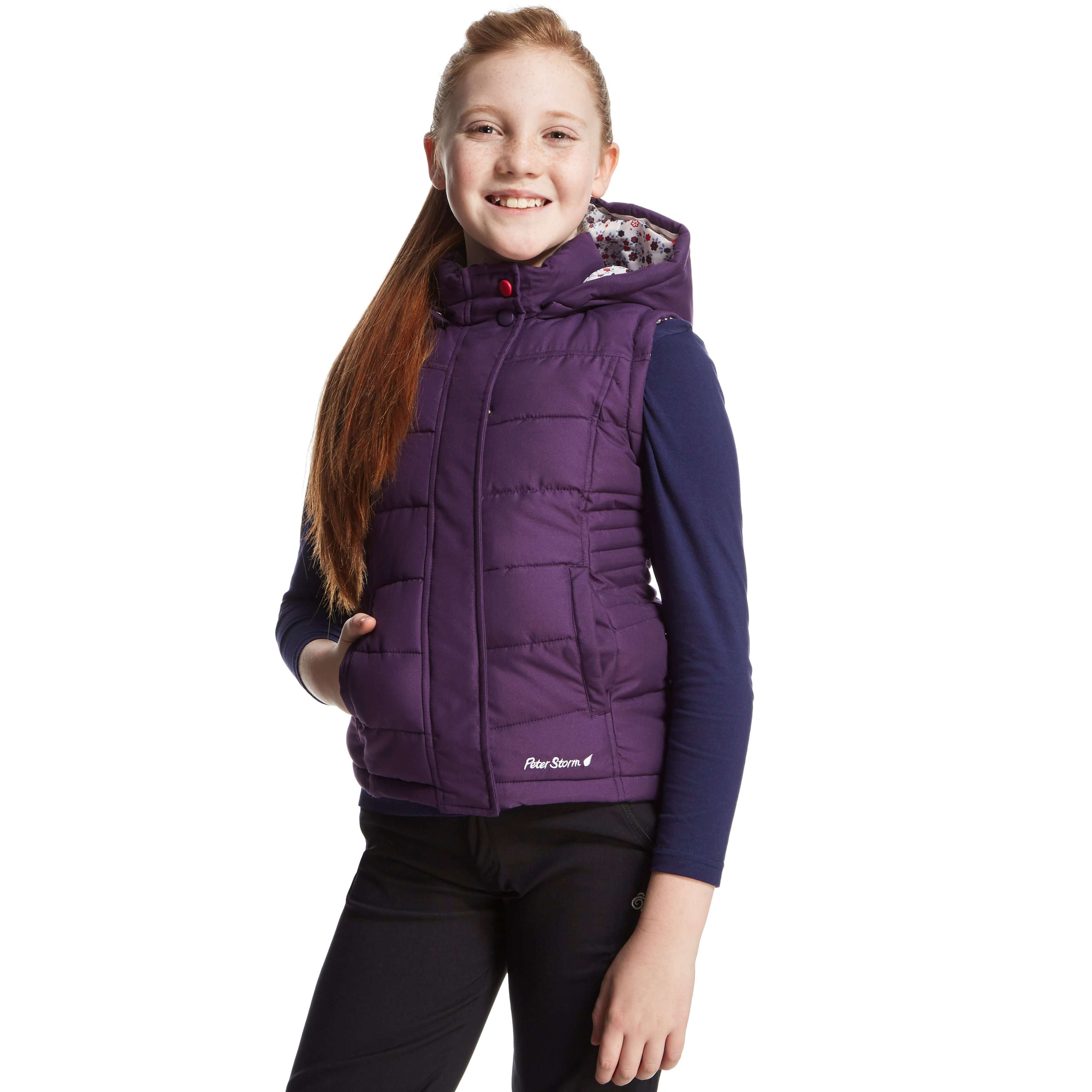 PETER STORM Girls' Daily Gilet
