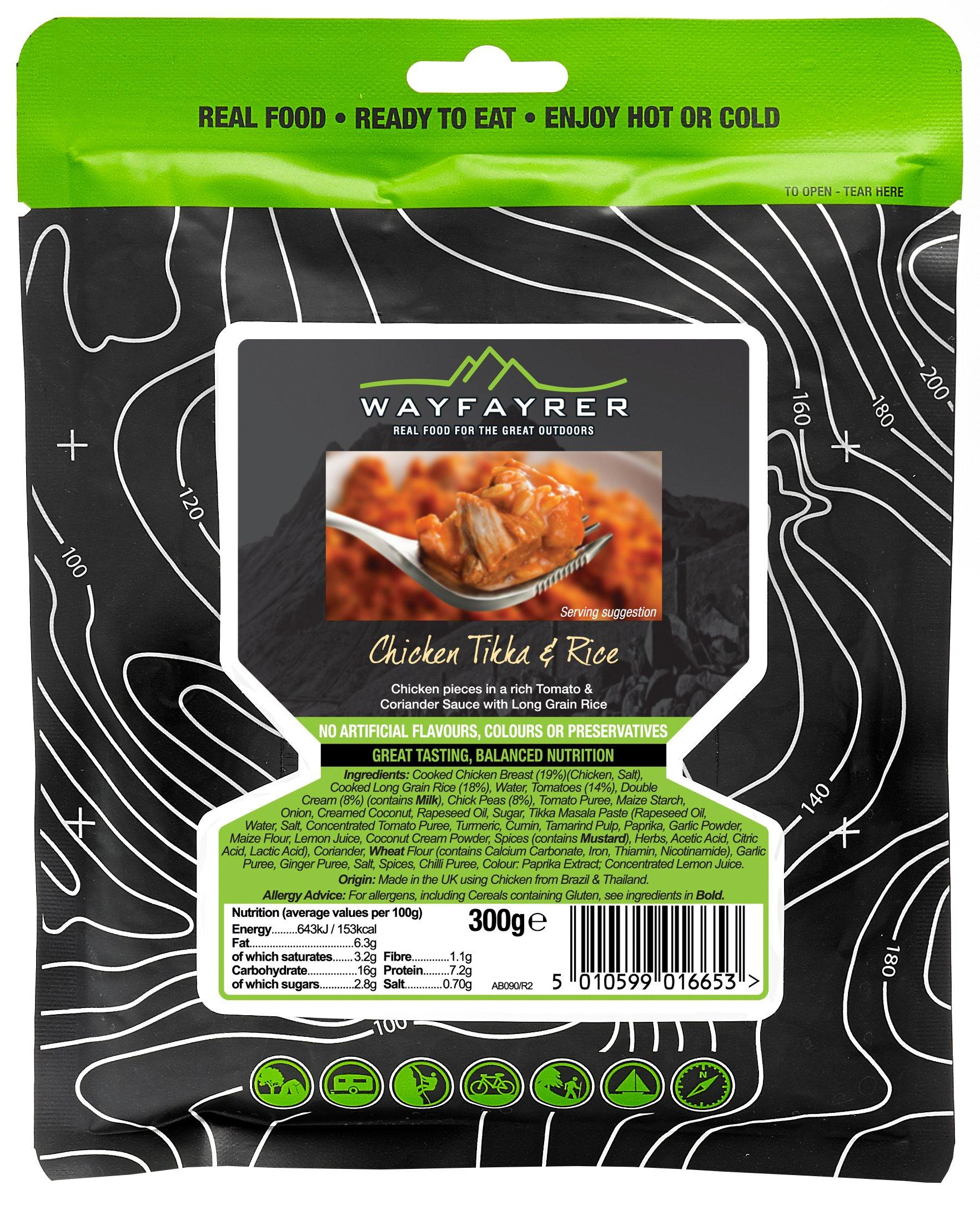 Wayfayrer Chicken Tikka Masala And Rice Assorted One Size Parcel Ketupat Check Listing For Latest Price