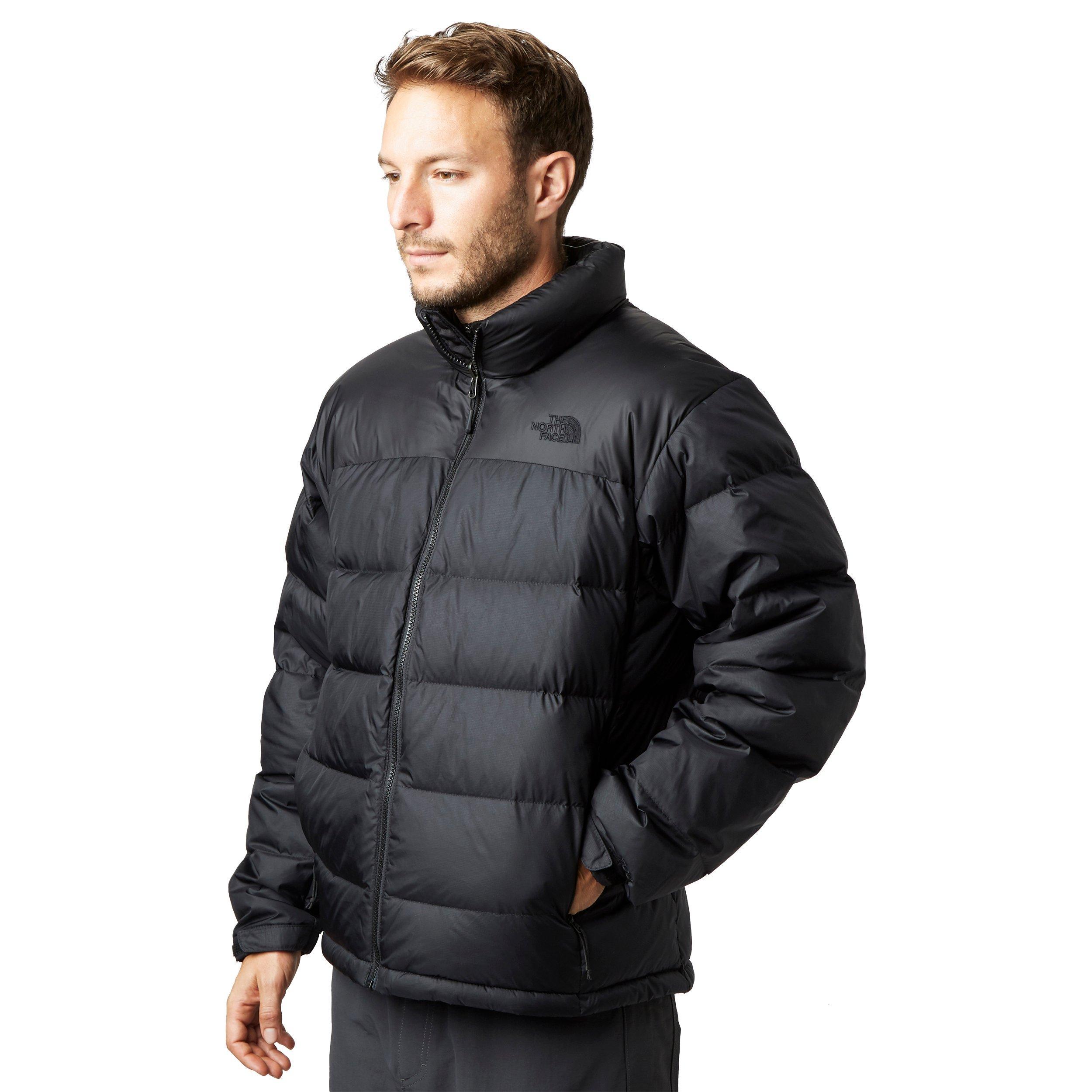 Men's nuptse 2 jacket black