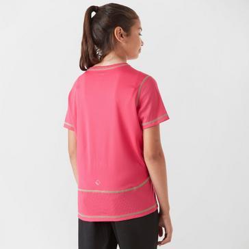 Pink Regatta Girls' Dazzler T-Shirt