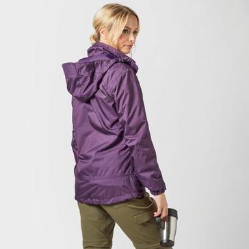 Purple Peter Storm Women's Glide Waterproof Jacket