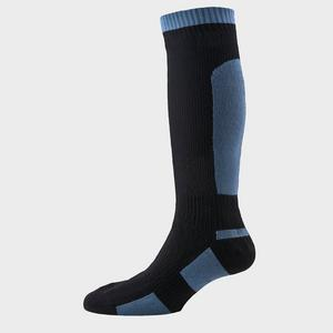 SEALSKINZ Mid Weight Knee Length Waterproof Socks