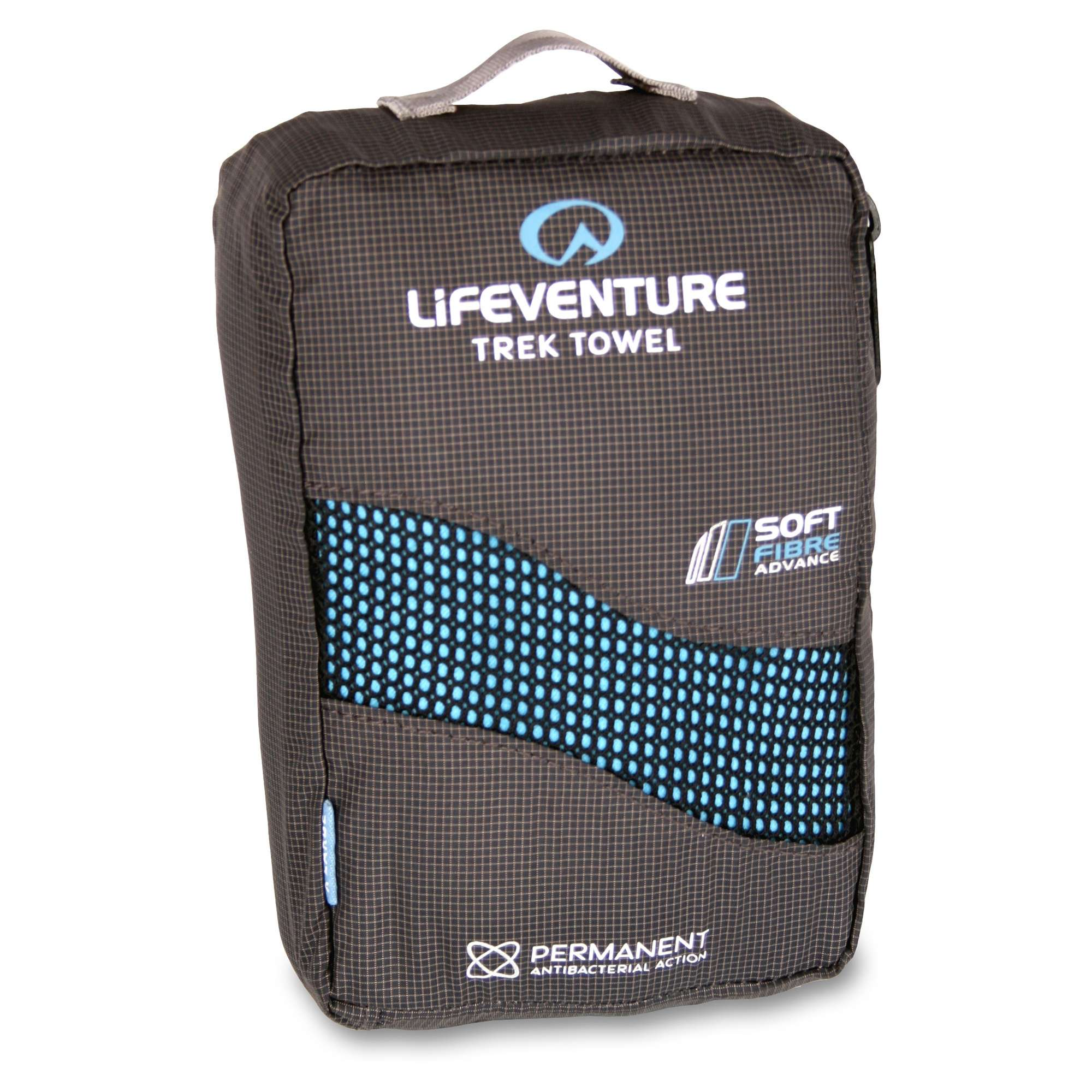 LIFEVENTURE Soft Fibre Giant Towel