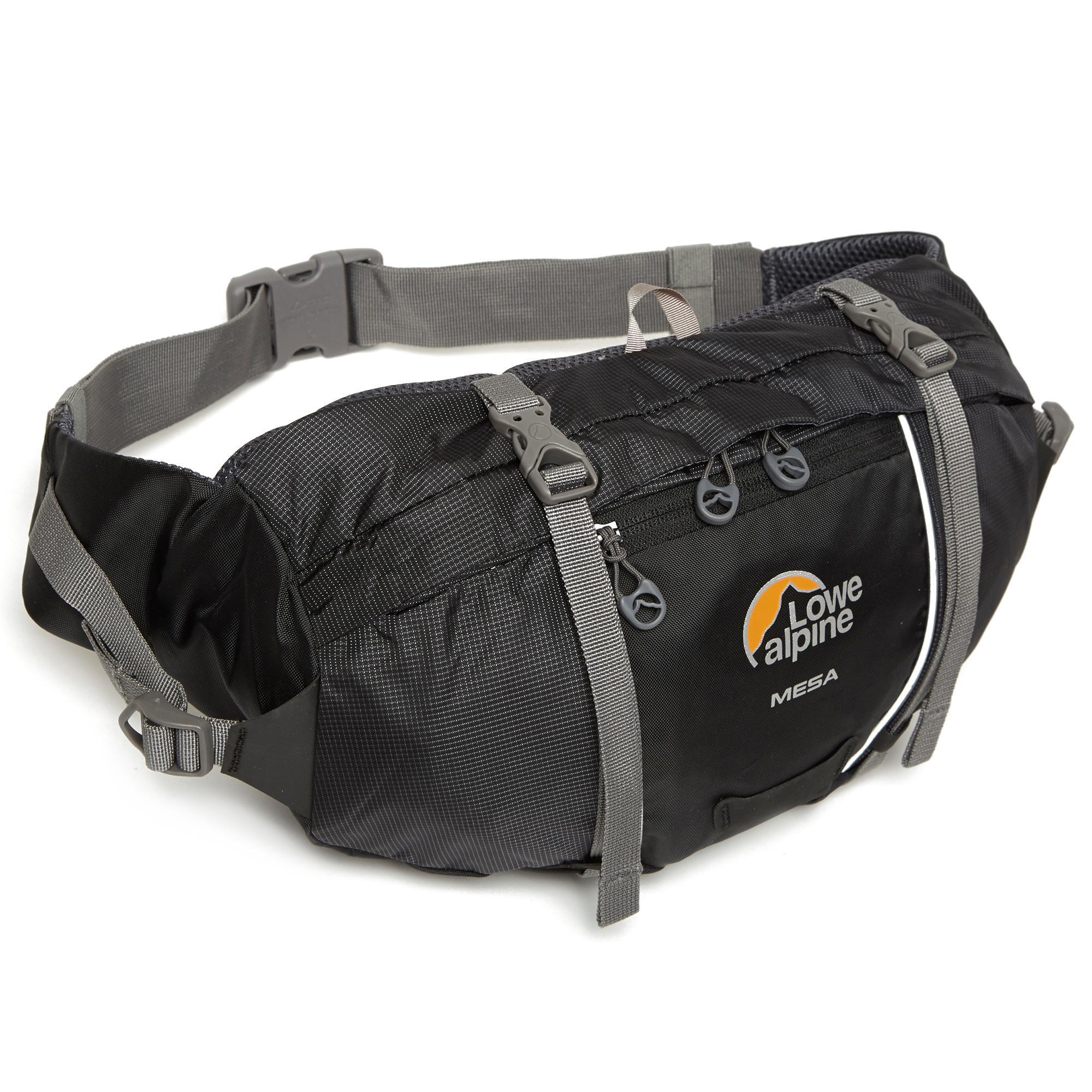 Lowe Alpine Mesa Hip Pack Black