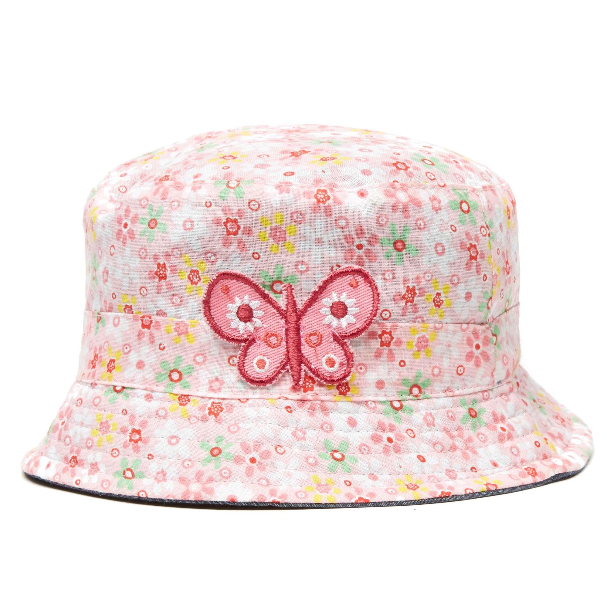 PETER STORM Girls' Butterfly Bucket Hat