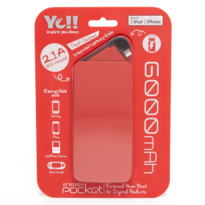 YE Energy Pocket 2 Lightning Power Bank