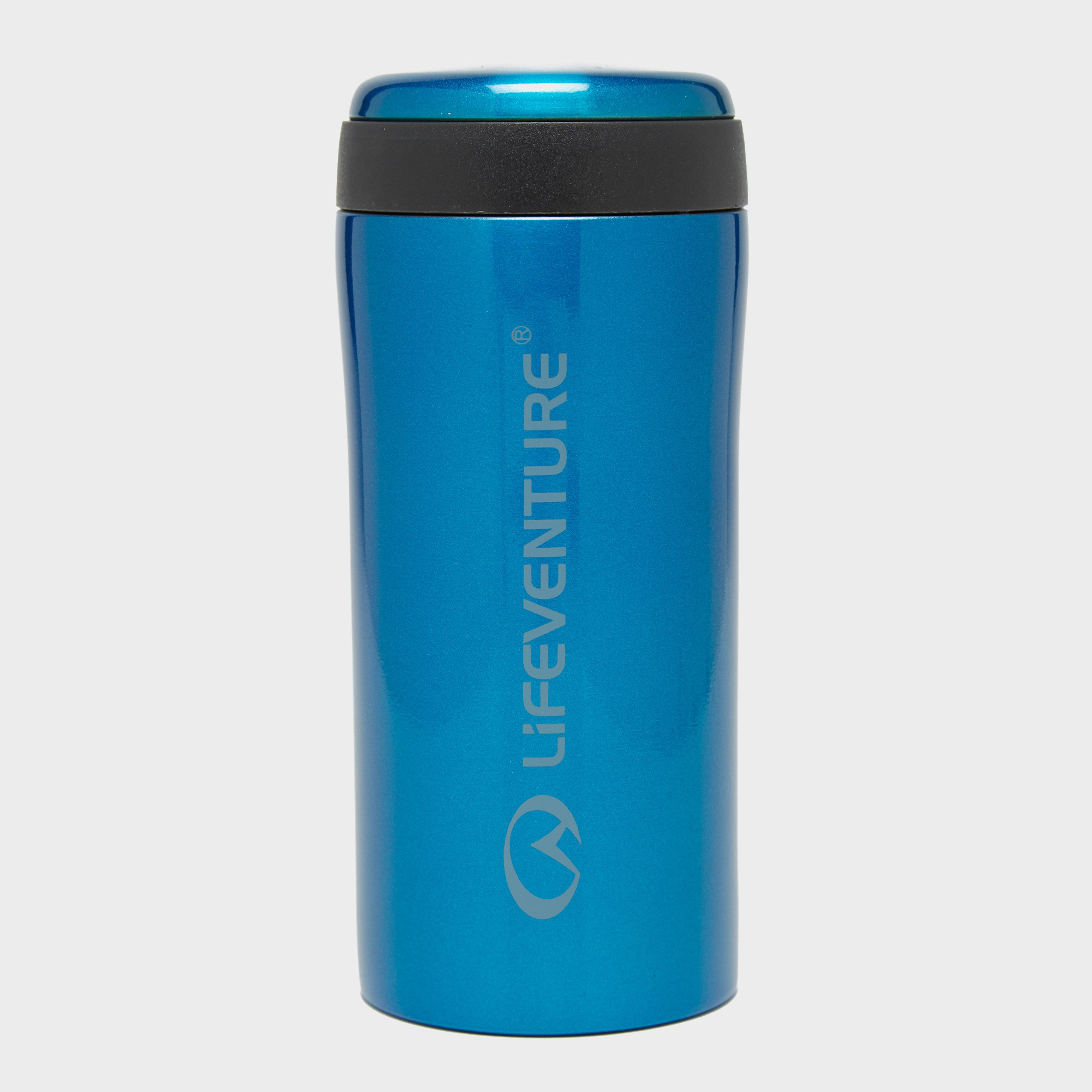 Lifeventure Lifeventure Thermal Mug - Blue, Blue