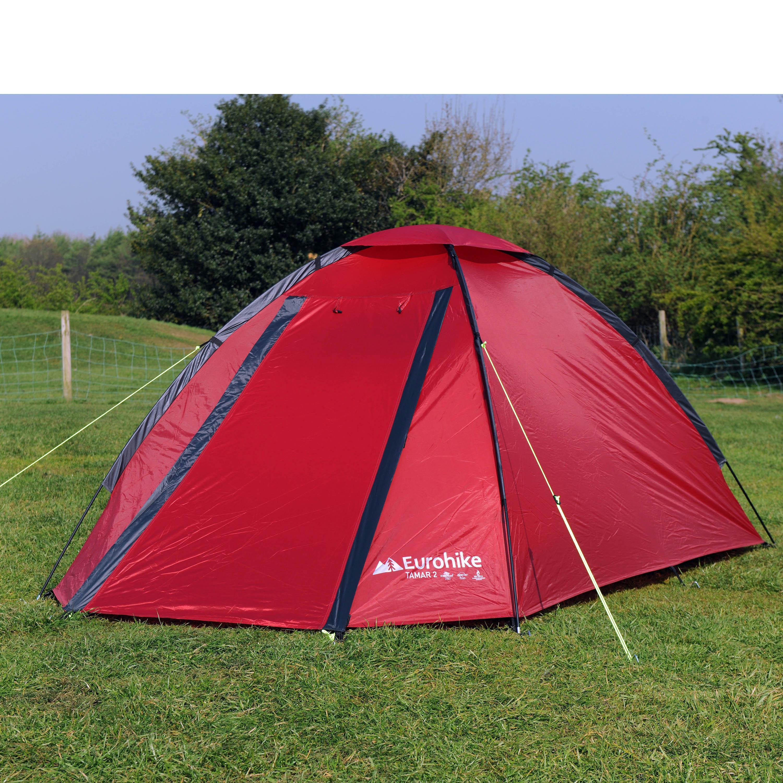 EUROHIKE Tamar 2 Man Tent & EUROHIKE Tamar 2 Man Tent | Millets