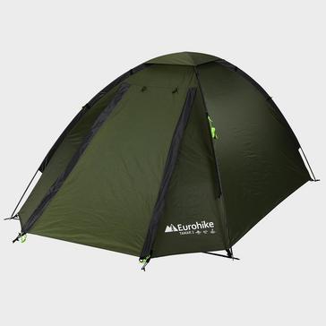 Green Eurohike Tamar 2 Man Tent