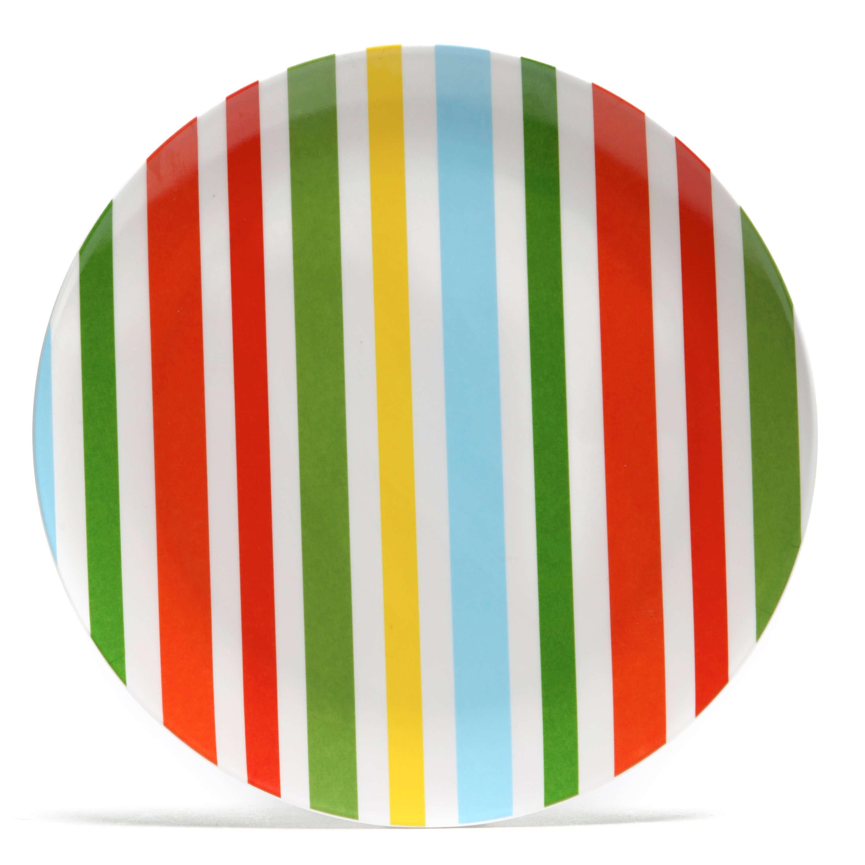 EUROHIKE Striped Melamine Plate