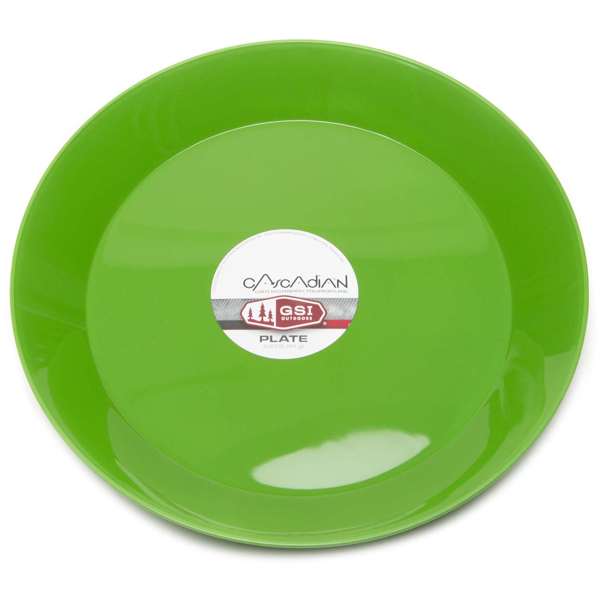 GSI Plastic Plate