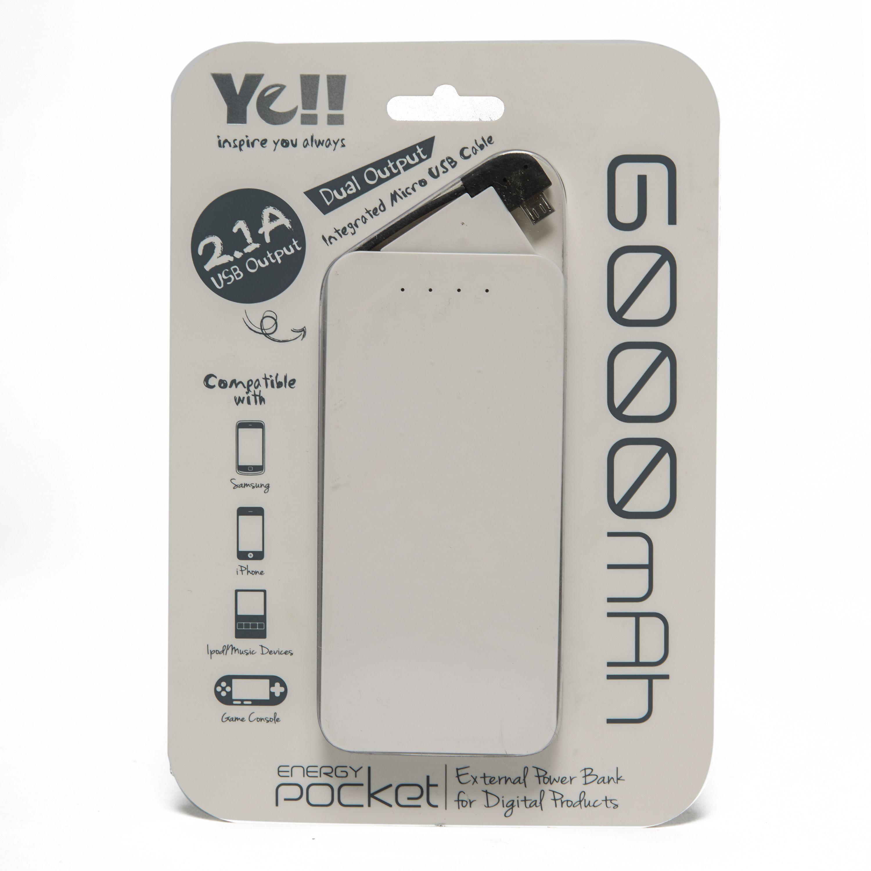YE Energy Pocket 4 Micro USB Power Bank