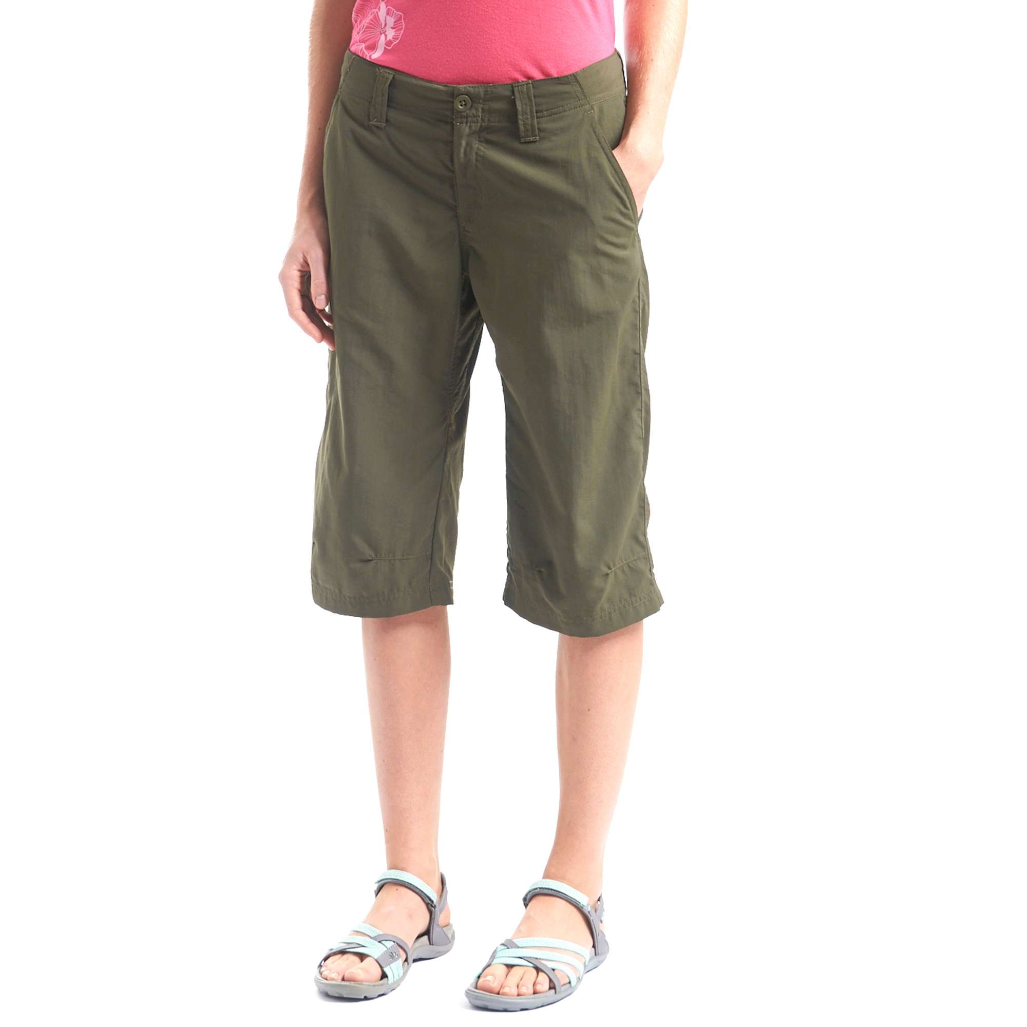 THE NORTH FACE Women's Horizon Betty Capri Pants