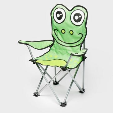 Green Eurohike Frog Camping Chair