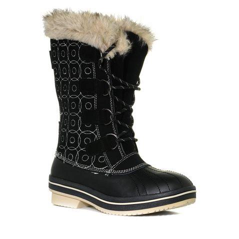 Black KARRIMOR Women's Flurry Snow Boots