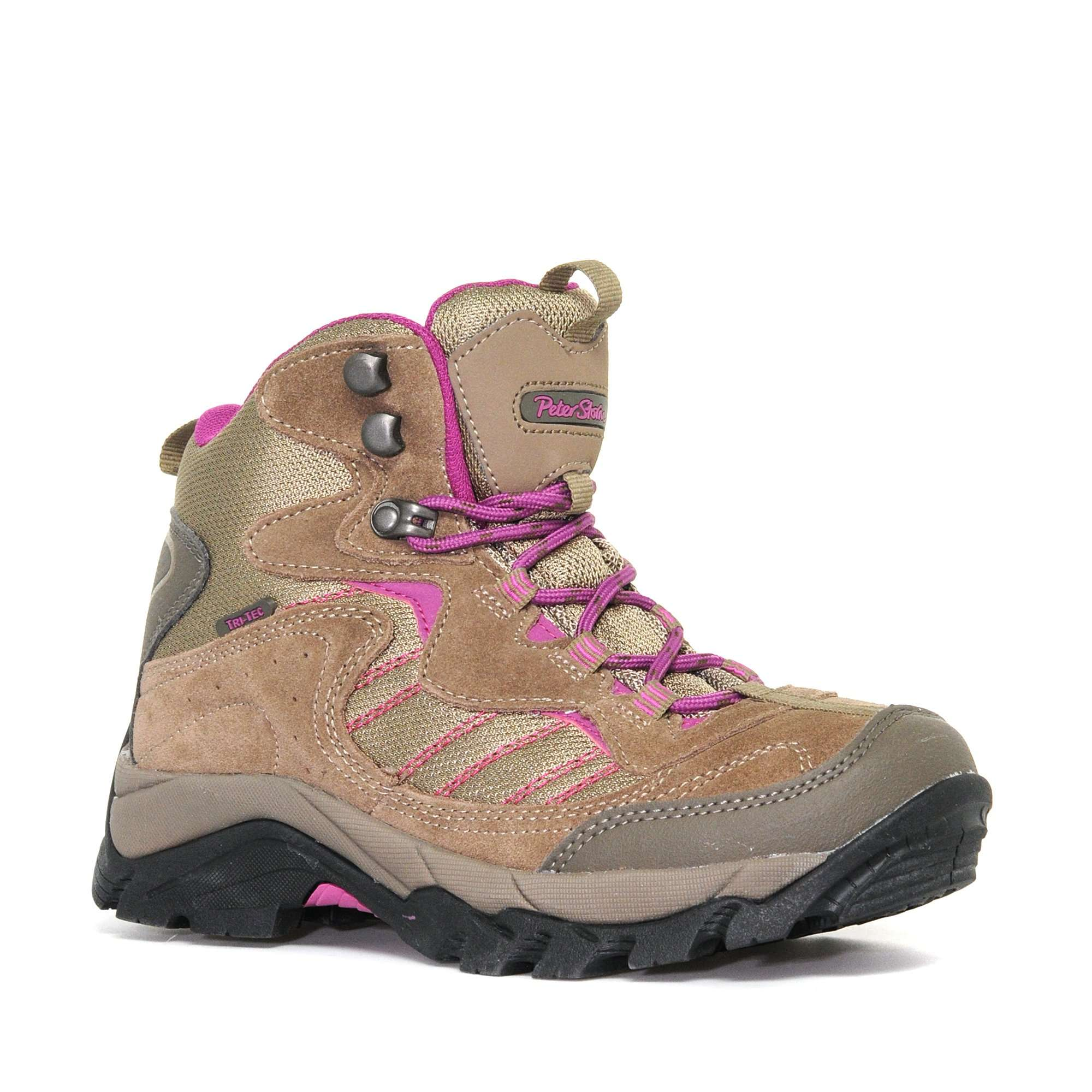 PETER STORM Girls' Ormskirk Walking Boots
