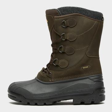 Brown Meindl Men's Solden Winter Boots