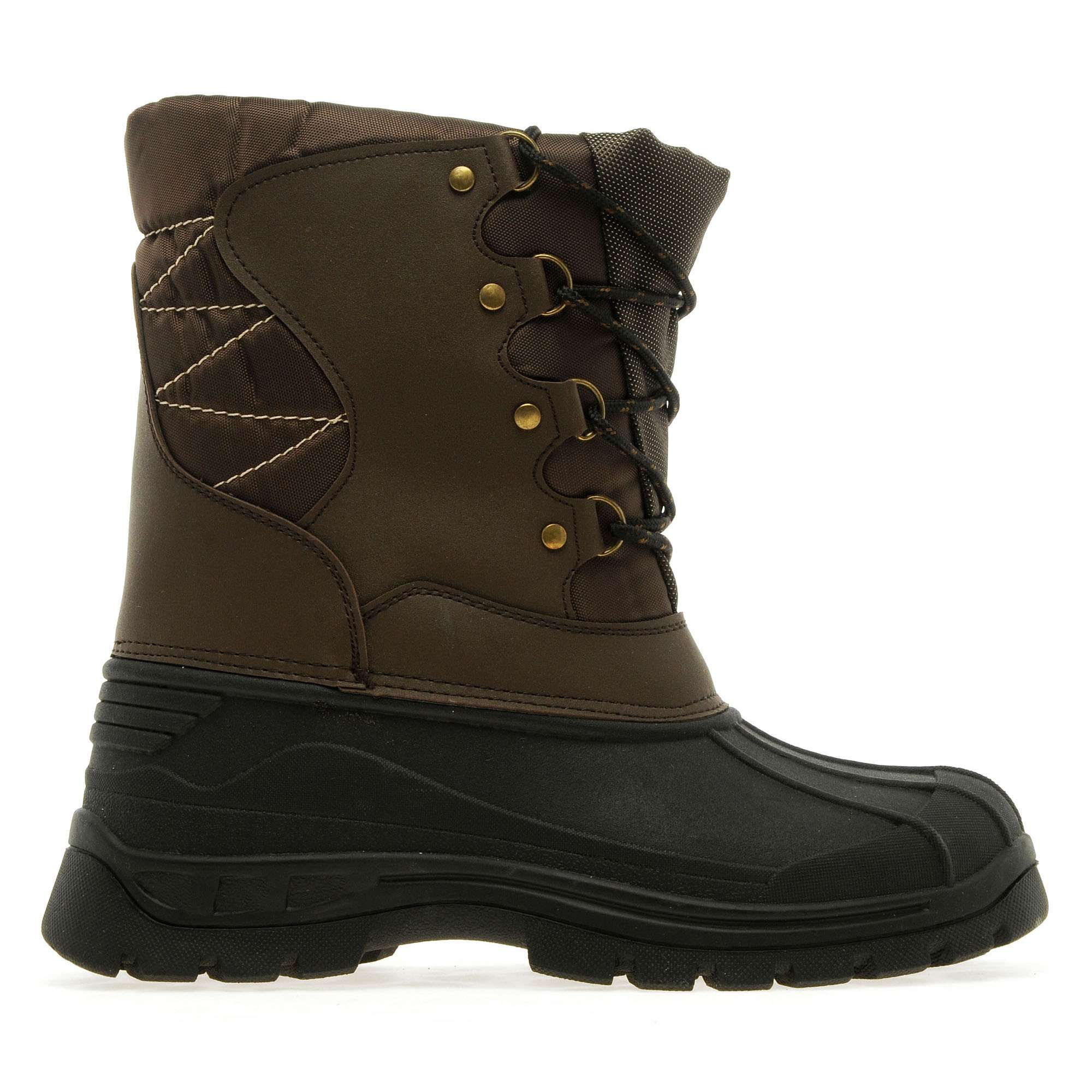 ALPINE Men's Lace Snow Boots