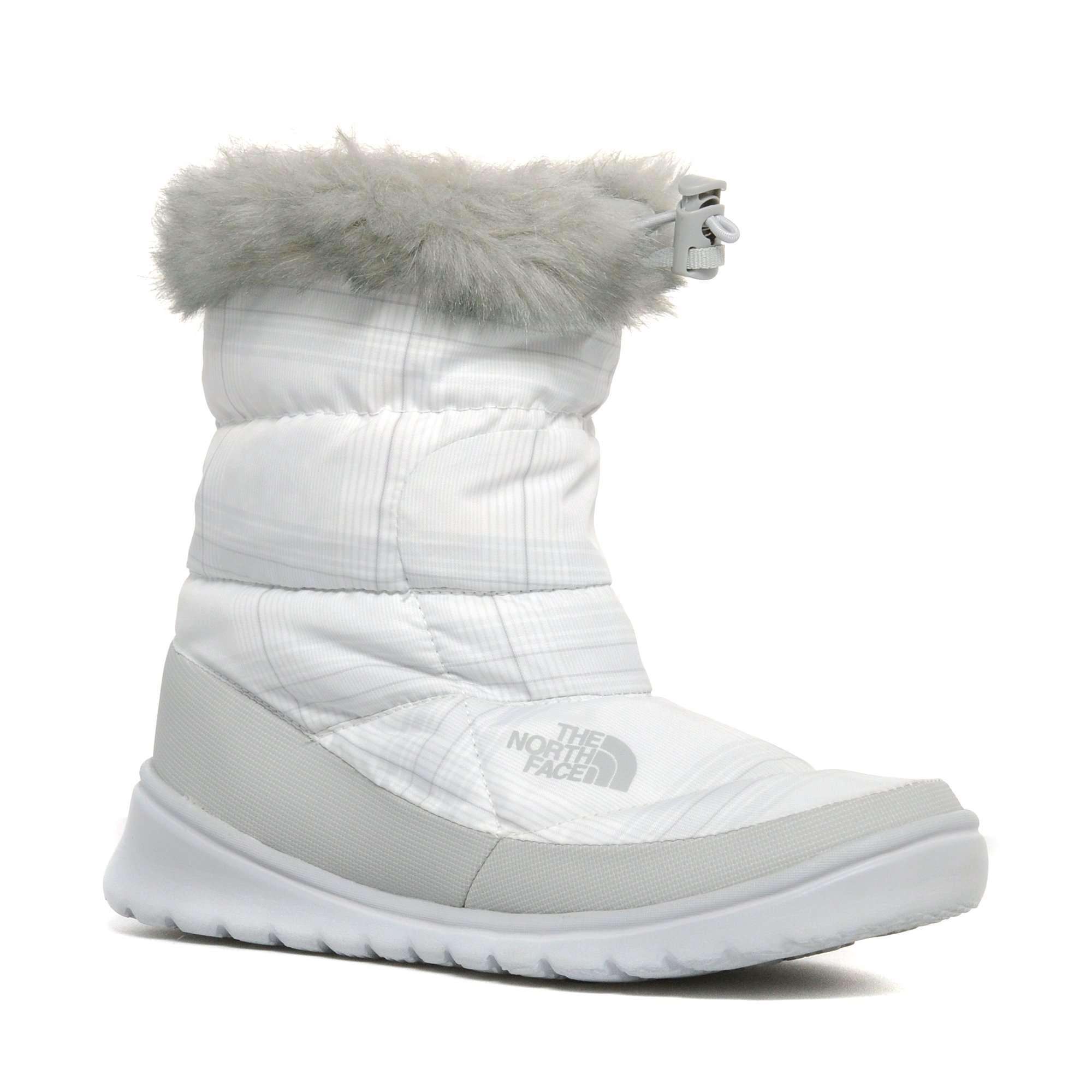 THE NORTH FACE Women's Nuptse Fur IV Snow Boot