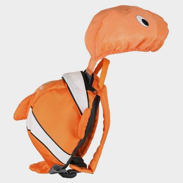 Orange LITTLELIFE Clown Fish Toddler Daysack