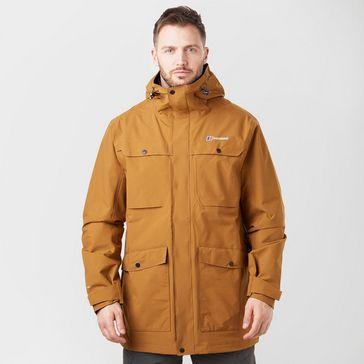 e40cdd1da87d Brown BERGHAUS Men s Otago Waterproof Jacket