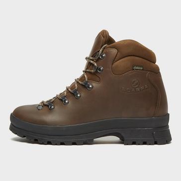 Brown Scarpa Men's Ranger II Active GORE-TEX® Walking Boots