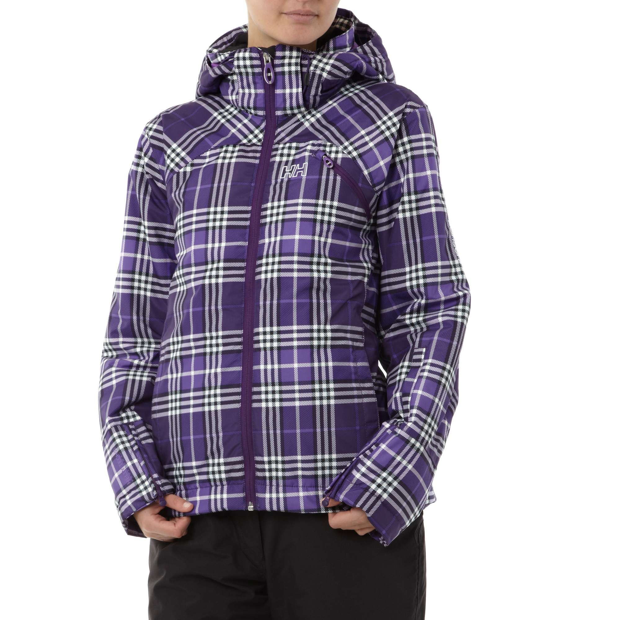 HELLY HANSEN Women's JPN Check Ski Jacket