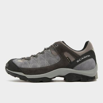 Grey|Grey Scarpa Men's Vortex XCR Approach Shoes