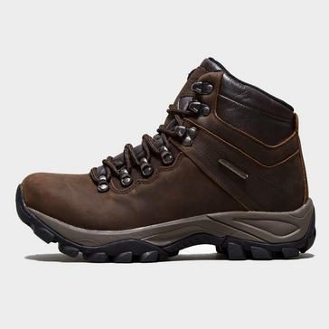 fd350d451be2b Brown PETER STORM Women's Brecon Waterproof Walking Boots