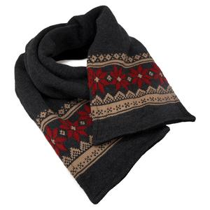 PETER STORM Men's Alfred Fairisle Scarf