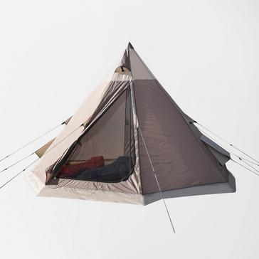 Taupe Eurohike Tepee Tent