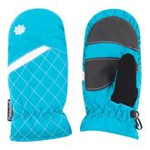 Girl's Thermal Ski Mittens