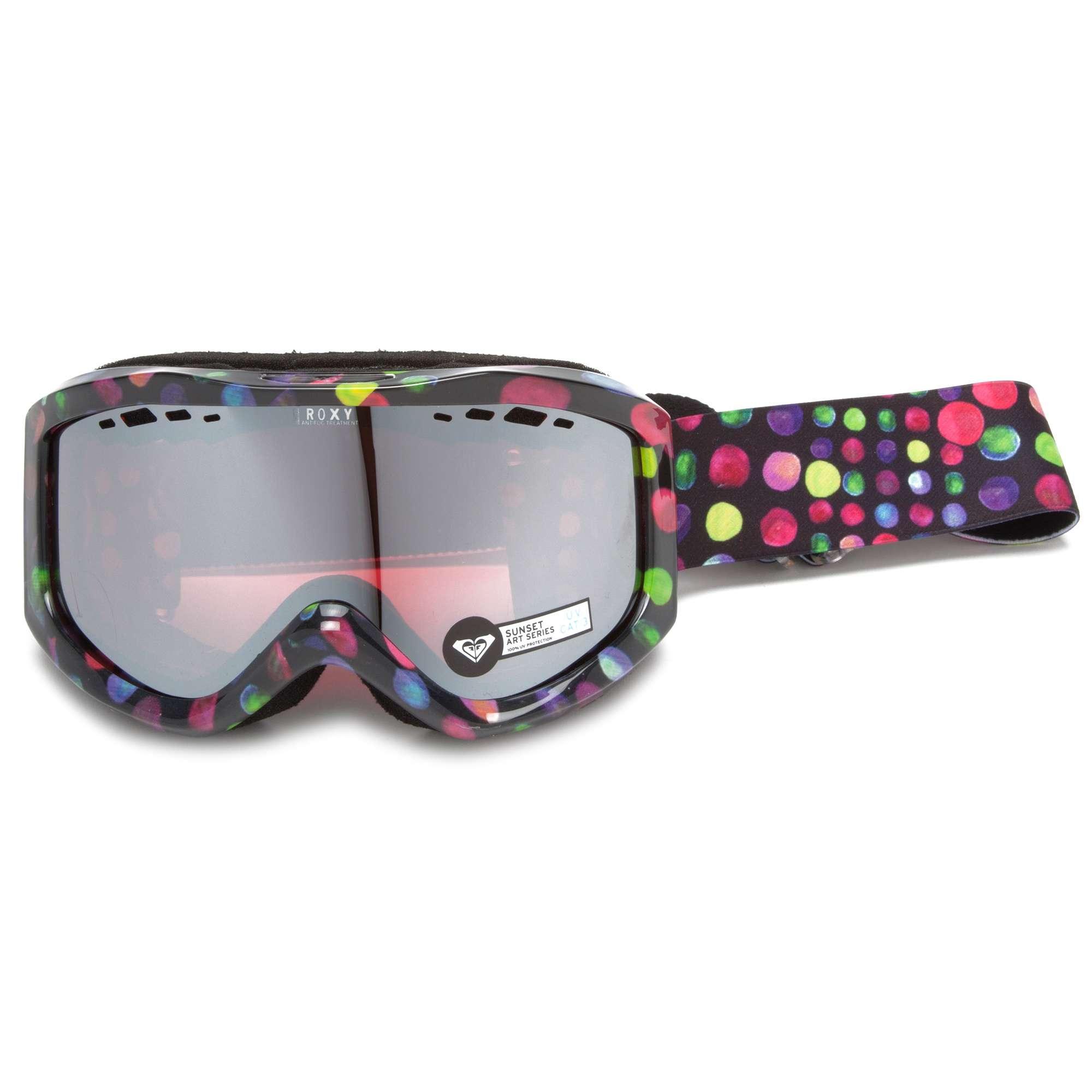 ROXY Women's Sunset Art Ski Goggles