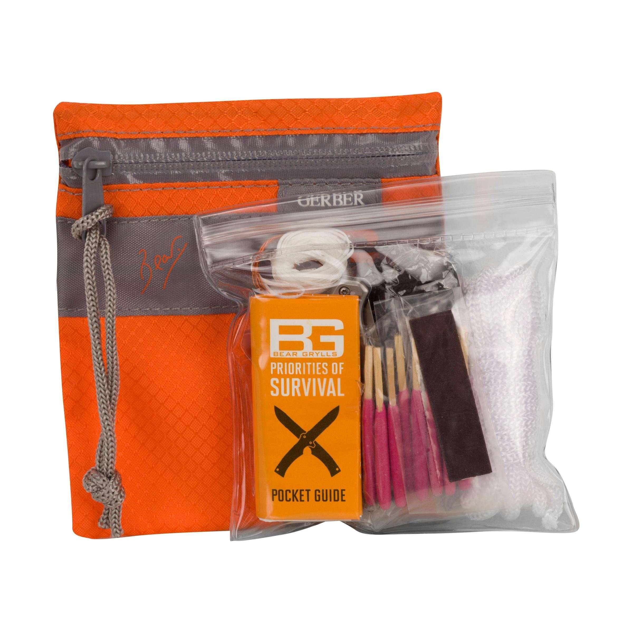 BEAR GRYLLS Bear Grylls By Gerber Basic Survival Kit