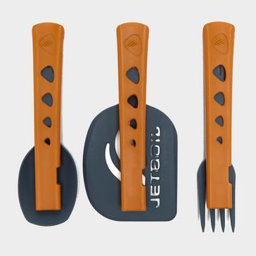 Orange Jetboil JetSet Utensil Kit