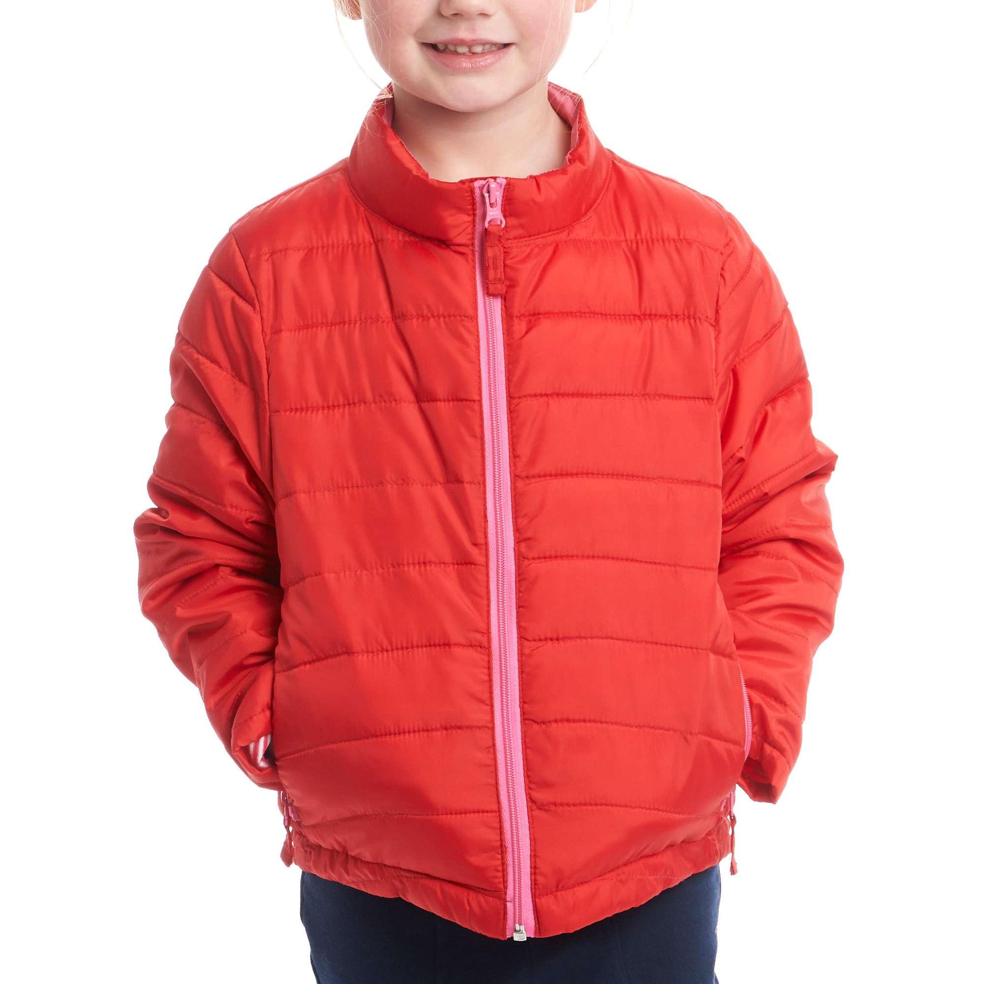 PETER STORM Girl's Insulated Packaway Jacket