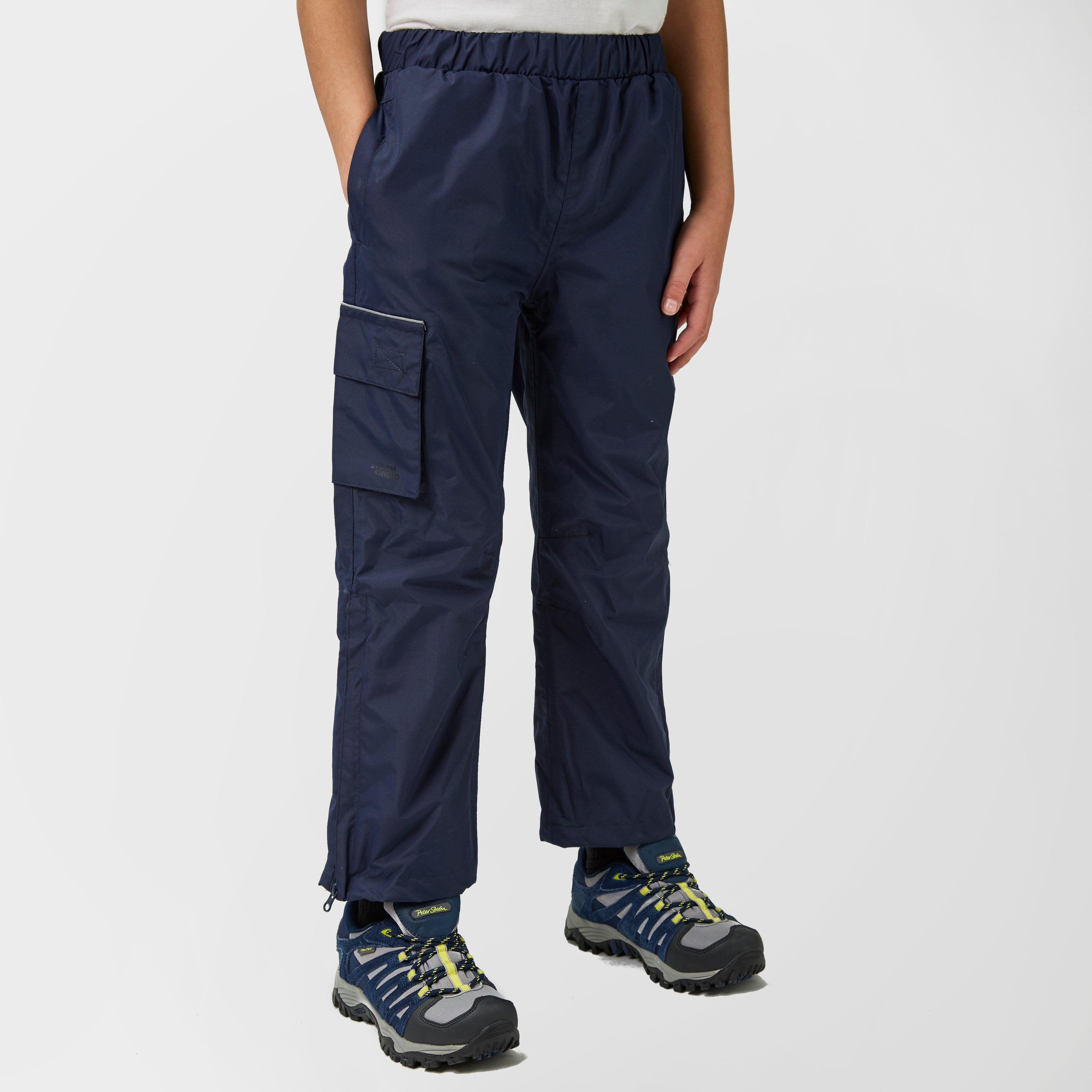 PETER STORM Kids' Unisex Typhoon Waterproof Trousers