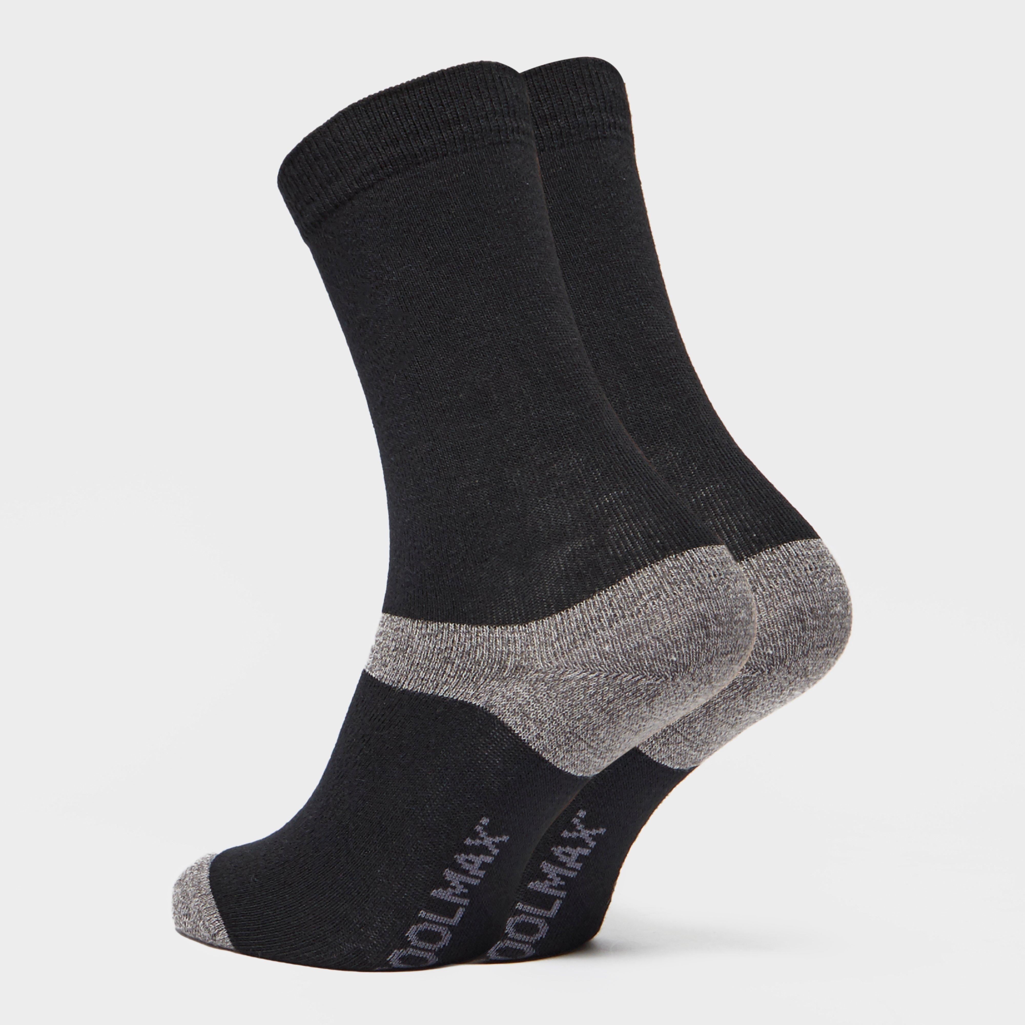 Peter Storm Multi active Coolmax Liner Sock  Womens Size Medium 6-8   2 Pair