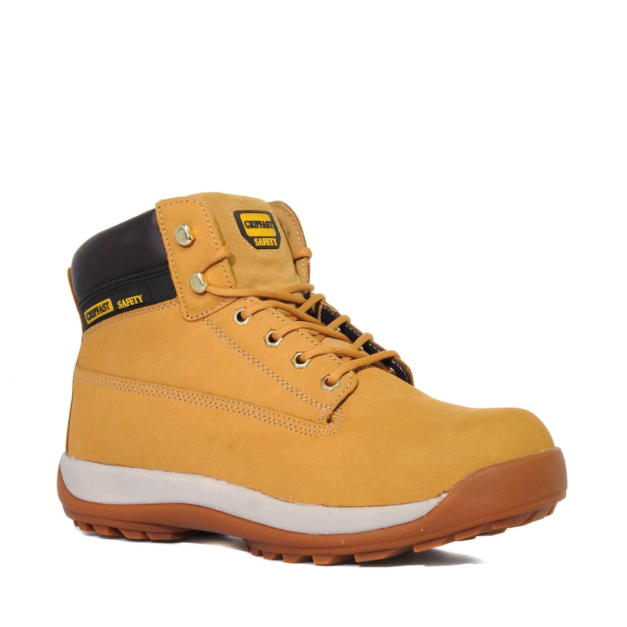 GRIPFAST Men's Honey Boot Twister Industrial Shoes
