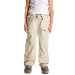 PETER STORM Girl's Zip Off Trousers