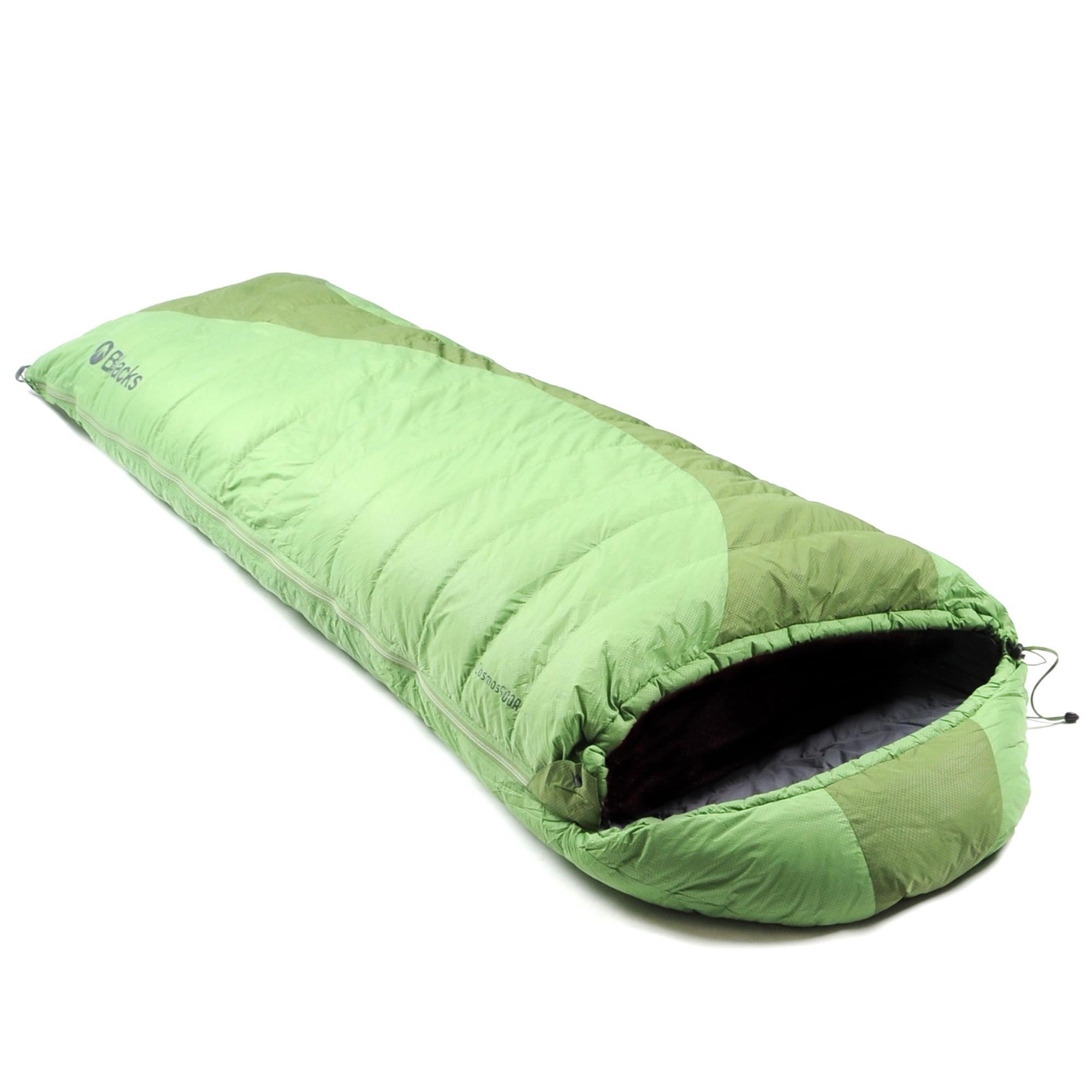 Blacks Cosmos 500 Sleeping Bag  Green Green
