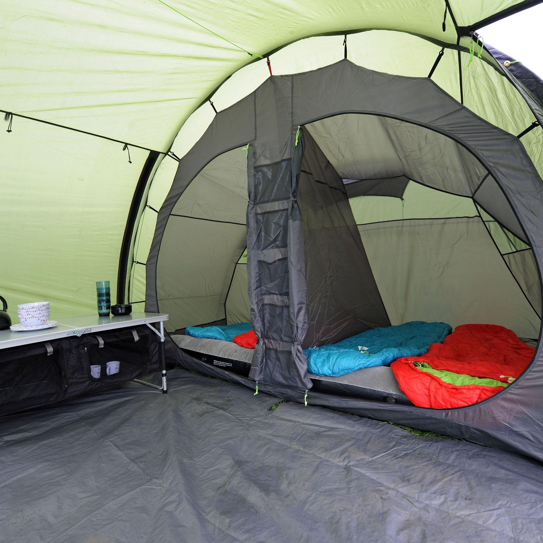 EUROHIKE Buckingham 6 Man Tent & EUROHIKE Buckingham 6 Man Tent | Millets