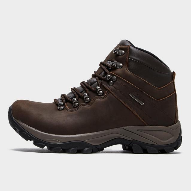 adf0208e9c6 Brown PETER STORM Men s Brecon Waterproof Walking Boot image 1