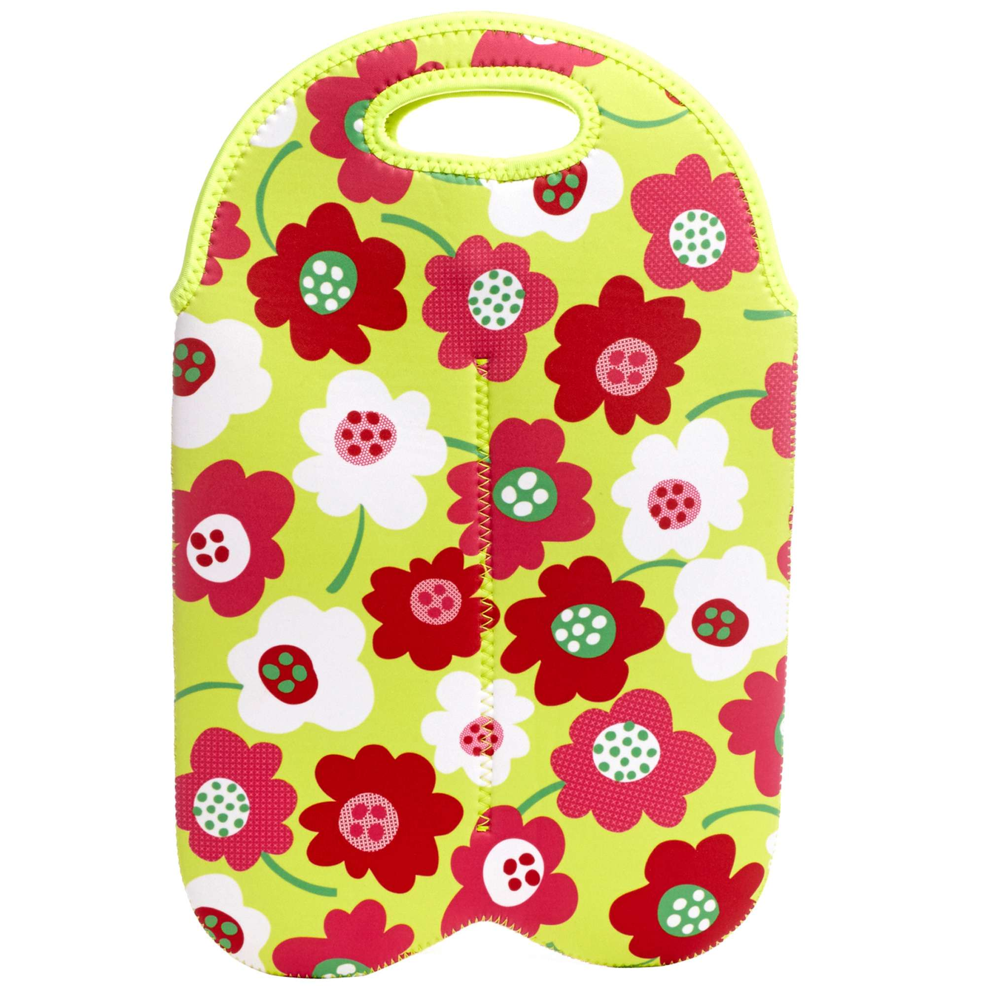 EUROHIKE Floral Wine Carrier